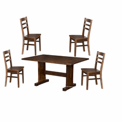 Durango 5 PC Dining Table Set
