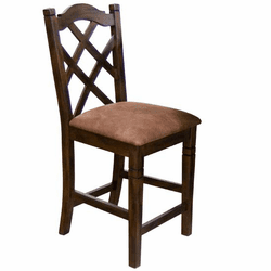 Durango Crossback Bar Stool