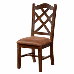 Durango Crossback Dining Chair w/ Cushion