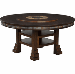Durango Round Dining Table