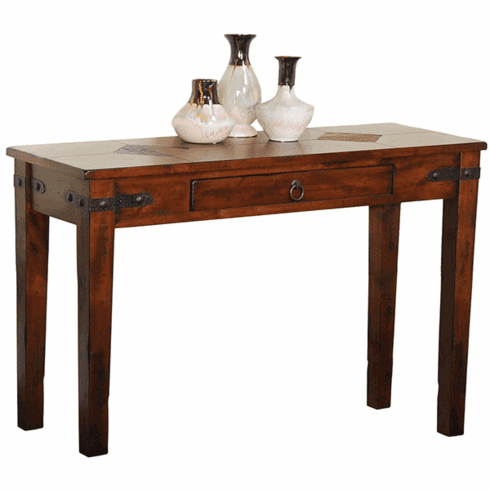 Durango Slate Top Sofa Table
