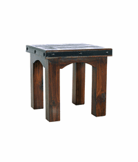 Granada Rustic End Table