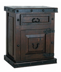 Granada Rustic Night Stand
