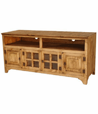 "Hacienda 70"" Rustic TV Stand Short"