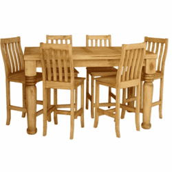 Hacienda Gathering Dining Table Set