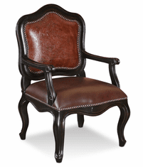 Hacienda Rustic Living Room Accent Chair
