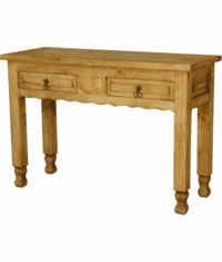 Hidalgo Rustic Console Table