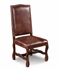 Laredo Leather Dining Chair