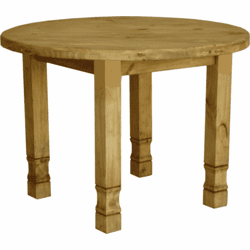 Laredo Round Dining Table
