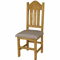 Laredo Rustic Chair With Cushion