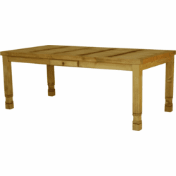 Laredo Rustic Dining Table