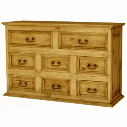 Laredo Rustic Dresser Chest