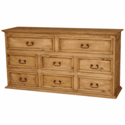 Laredo Rustic Large Dresser Chest