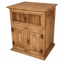 Leon Rustic Night Stand