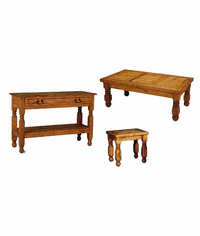 Lyon Rustic Table Set