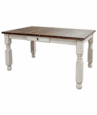 Lyon White Dining Table