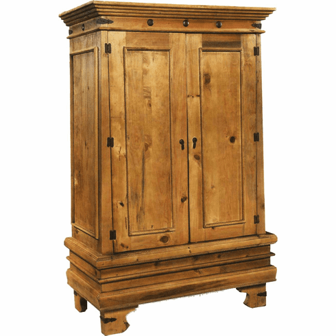 Mexican Furniture Rustic Armoire