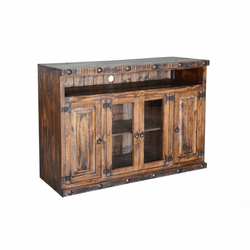 "Old West Rustic 50"" TV Stand"