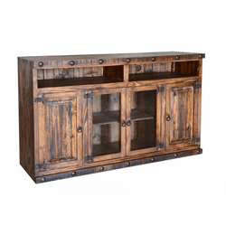 "Old West Rustic 60"" TV Stand"