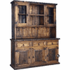 """Old West Rustic Buffet 63"""""""