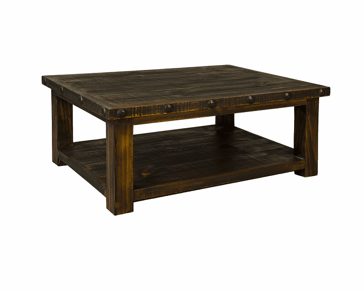 Old West Rustic Coffee Table