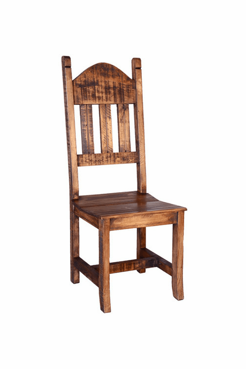Old West Rustic Dining Chair