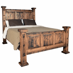 Old West Rustic Furniture Collection