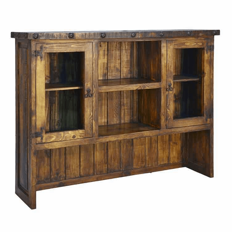 Old West Rustic Hutch