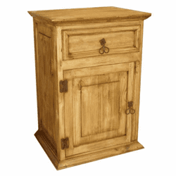 Puebla Wood Night Stand L