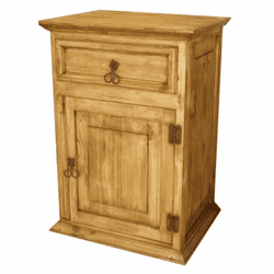 Puebla Wood Night Stand R