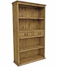 Rivera Rustic Bookshelf