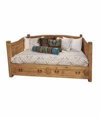 Roma Rustic Daybed