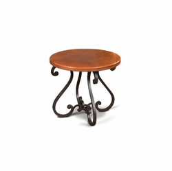 Rustic End & Side Tables