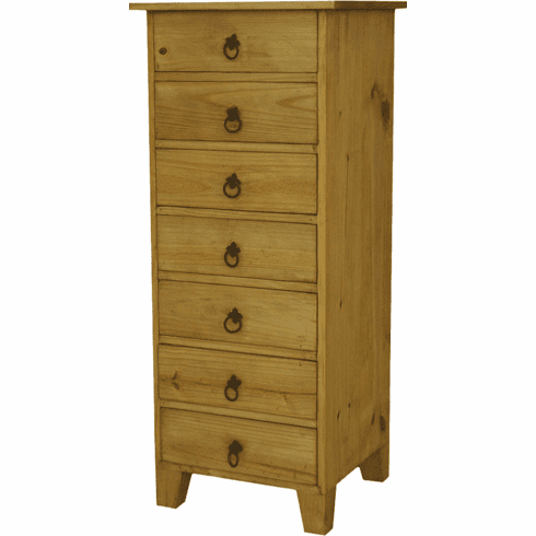 Rustic Lingerie Chest of Drawers