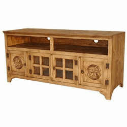 <b>Rustic Star TV Stands</b>