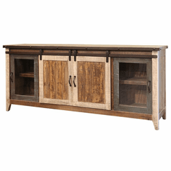 "<b>Rustic TV Stands <br>62""- 80""</b></br>"