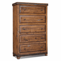 San Cristobal Rustic Chest