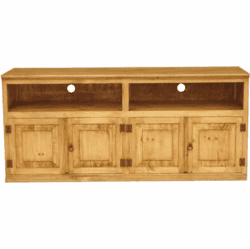"San Luis 60"" Rustic TV Stand"