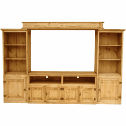San Luis Wall Unit Entertainment Center