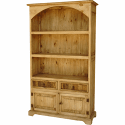 San Miguel Wood Bookcase