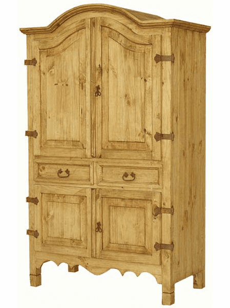 Rustic Armoire Rustic Pine Armoire Pine Wood Armoire