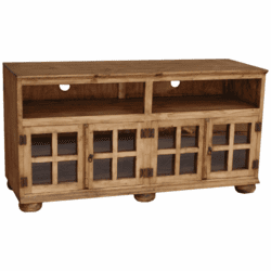 "San Pedro Rustic Wood 60"" TV Stand"