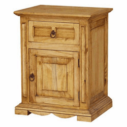 Santa Fe Rustic Night Stand R