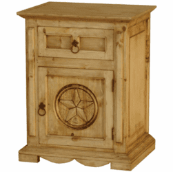 Santa Fe Star Night Stand R