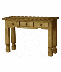 Sierra Pine Console Table