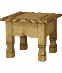 Sierra Pine End Table