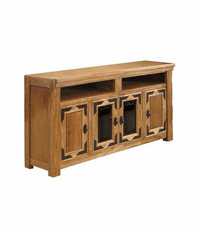 "Sierra Rustic Lodge 62"" TV Stand"