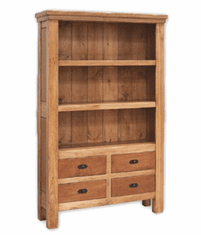 Sierra Rustic Lodge Bookcase