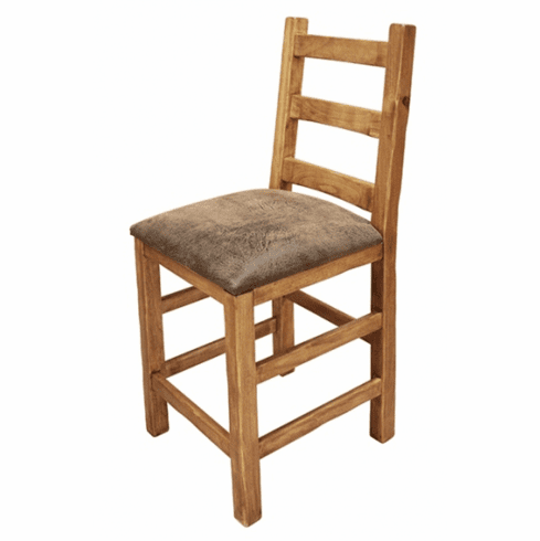 Sierra Rustic Lodge Counter Height Bar Stool