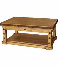 Sonoma Rustic Coffee Table